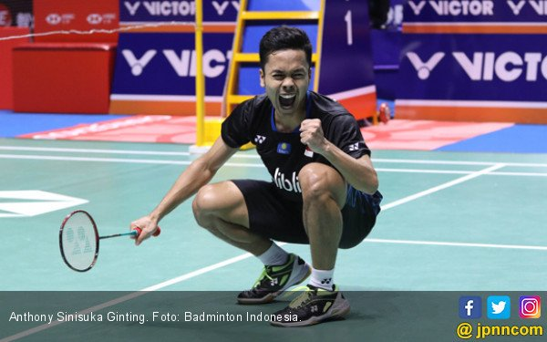8 Tunggal Putra Peserta BWF World Tour Finals 2018 - JPNN.COM