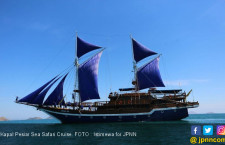 Sea Safari Cruise Siap Support Pariwisata Indonesia