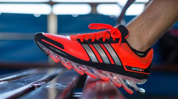 ... running adidas springblade . 80808 934f3  good adidas perkenalkan sepatu  berteknologi mata pisau bisnis jpnn 032a7 93163 ca7edb0163