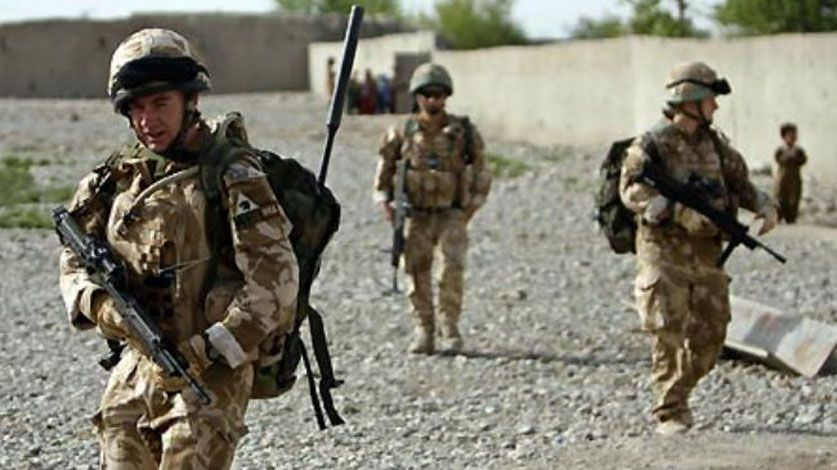 WOW, Seorang Tentara Inggris Berhasil Bunuh 6 Militan ISIS - JPNN.com