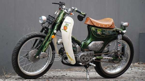 Honda Astrea Star 1985 Tales Of The Rat Fink Jpnn Com