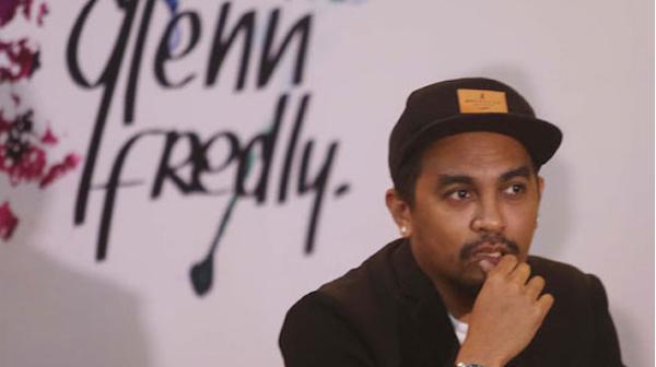 Glenn Fredly Berharap Pak Jokowi Turun Tangan