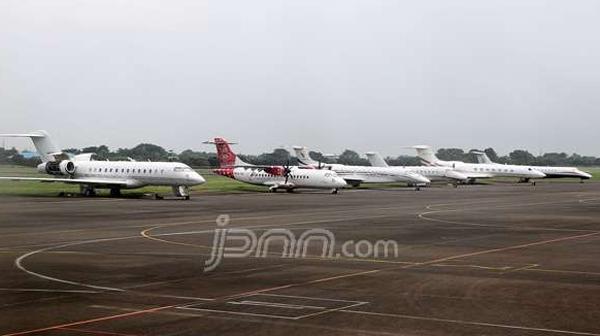 Imbas Corona, Industri Penerbangan Lakukan Opsi Setop Beroperasi Hingga PHK Pilot