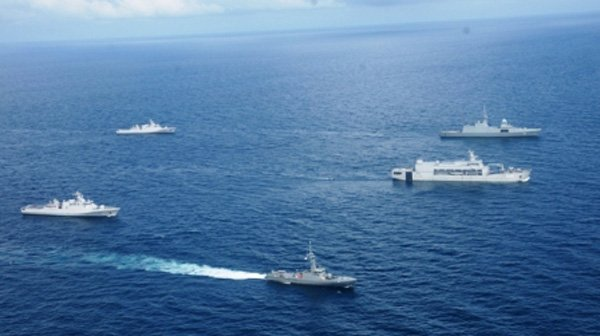 Pastikan Laut Natuna Utara Aman, TNI AL Kerahkan 5 Kapal Perang - JPNN.com