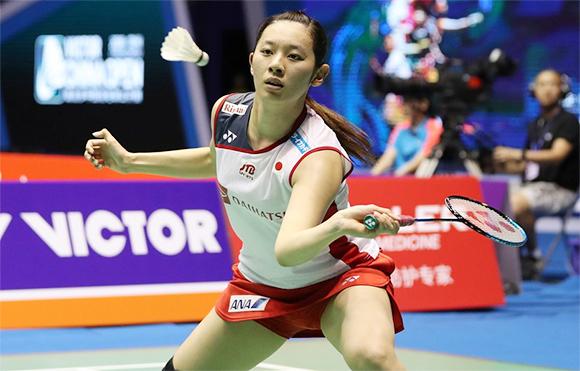 Perempuan-Perempuan yang Masih Menggairahkan di China Open 2019