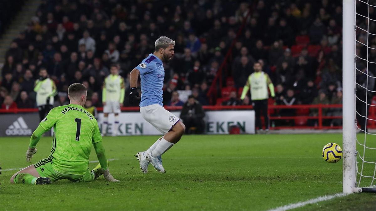 Aguero Jadi Penentu Kemenangan Manchester City Dari