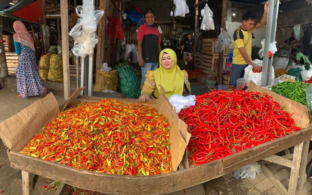 Jelang Weekend, Harga Bahan Pokok di Pasar DKI Jakarta Bikin Girang - JPNN.com