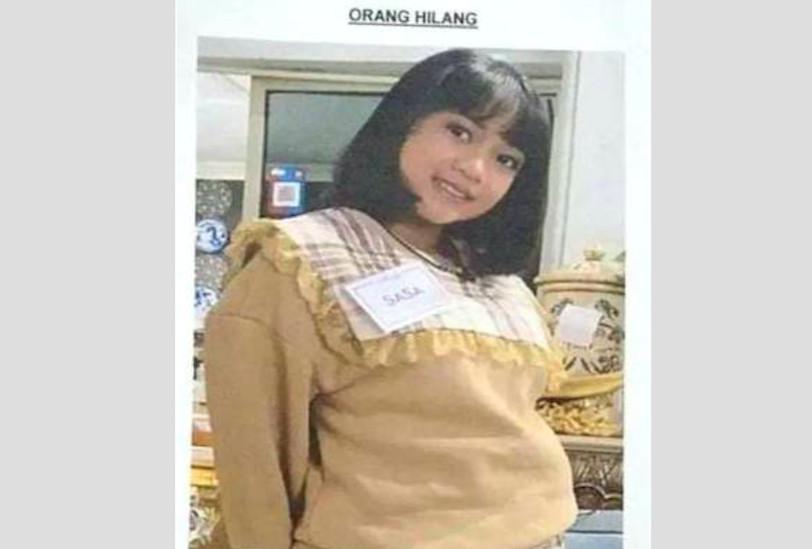 Sasa Bilqis Bocah 12 Tahun yang Dilaporkan Hilang Ditemukan, Kondisi Trauma Berat - JPNN.com