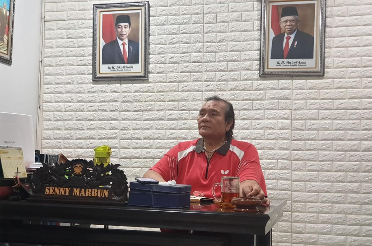 Pujian Ketua NPC Serta Atlet untuk Presiden Jokowi dan Menpora Amali - JPNN.com