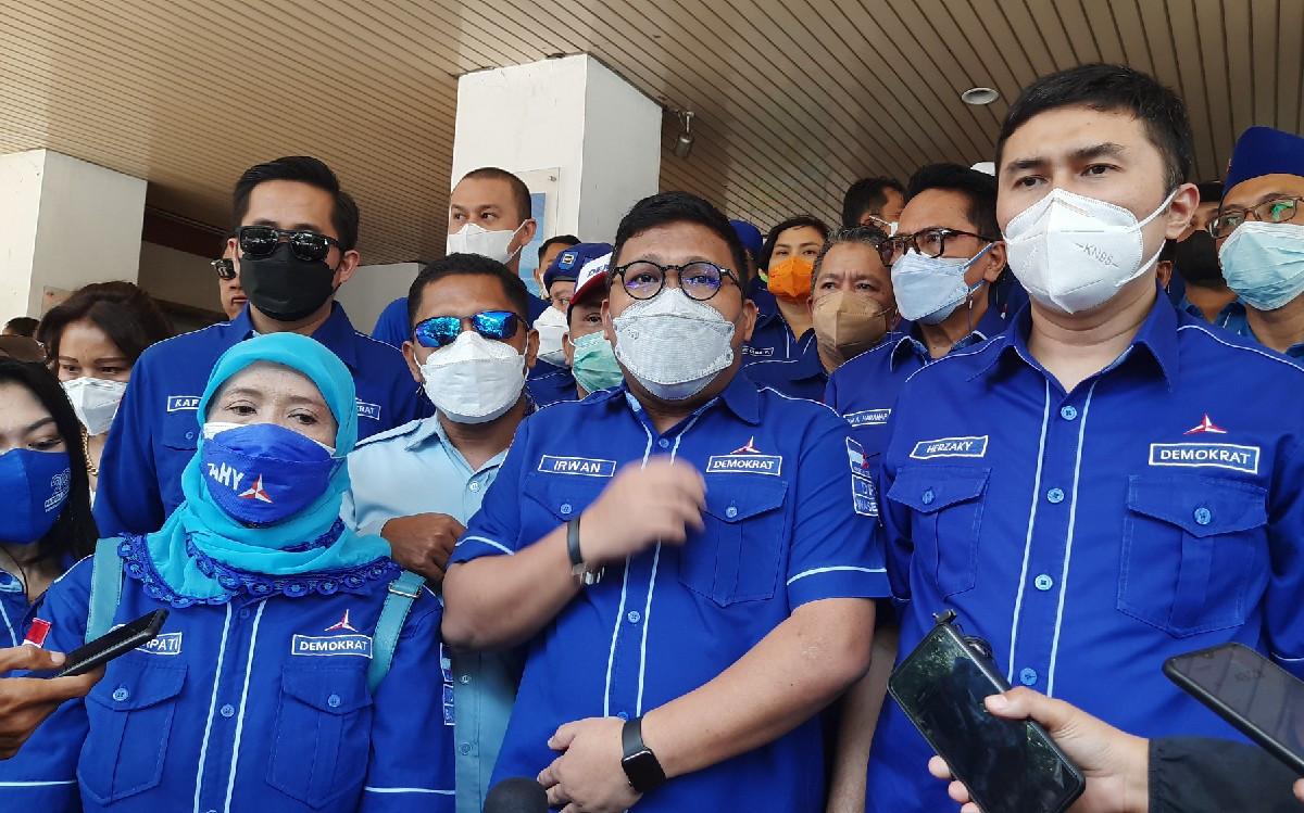 Anak Buah AHY Ramai-Ramai ke PTUN, Kubu Moeldoko: Lebay! - JPNN.com