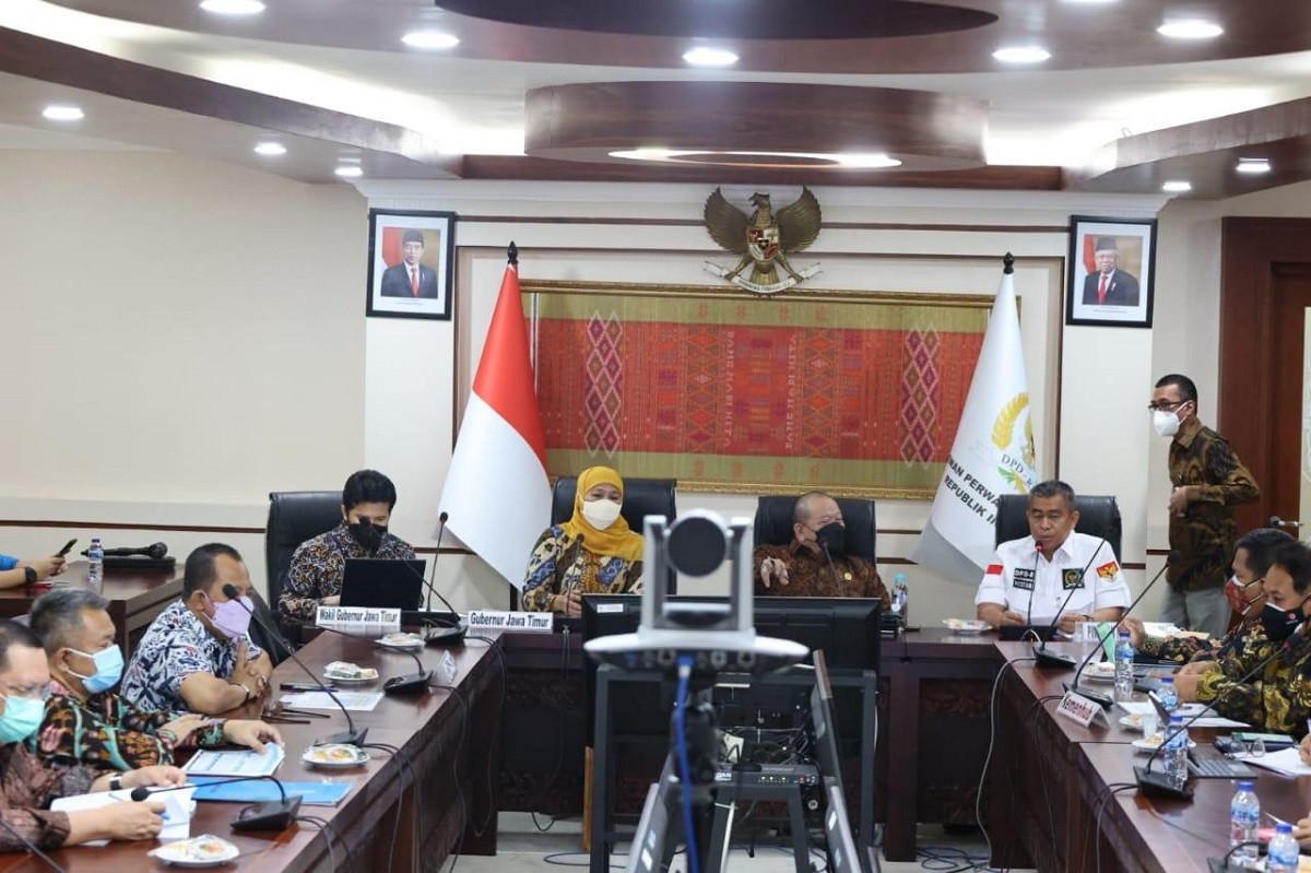 LaNyalla Soroti Pemutusan Perjanjian Kerja Sepihak PT Pelindo dengan Mitra - JPNN.com
