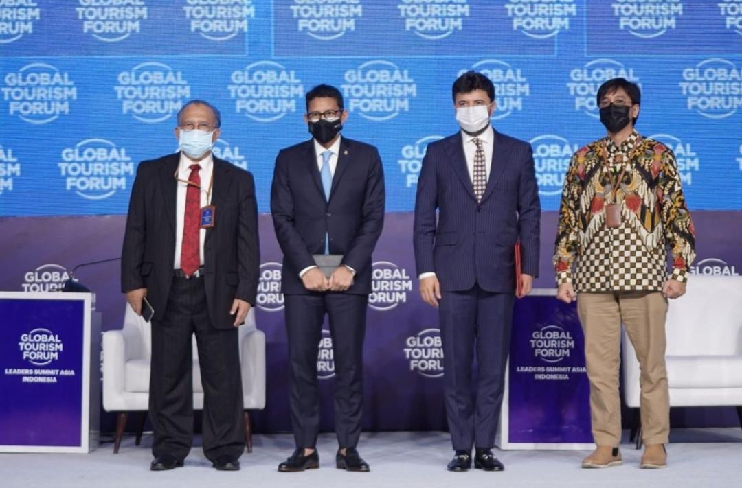 President WTFI: Indonesia Beruntung Punya Menteri Sandiaga Uno - JPNN.com
