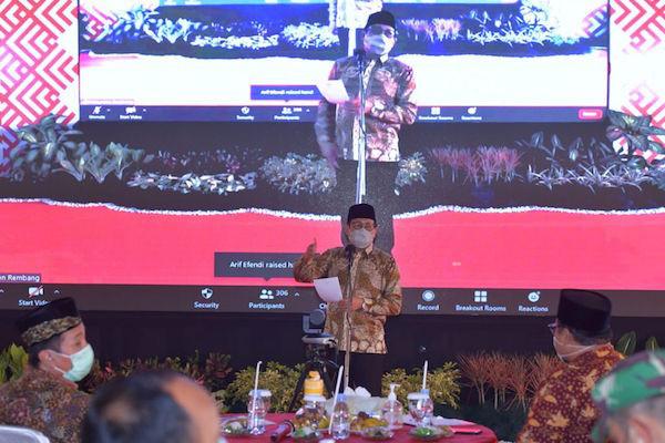 Gus Menteri Targetkan Rembang Lepas Kemiskinan Ekstrem di 2022 - JPNN.com