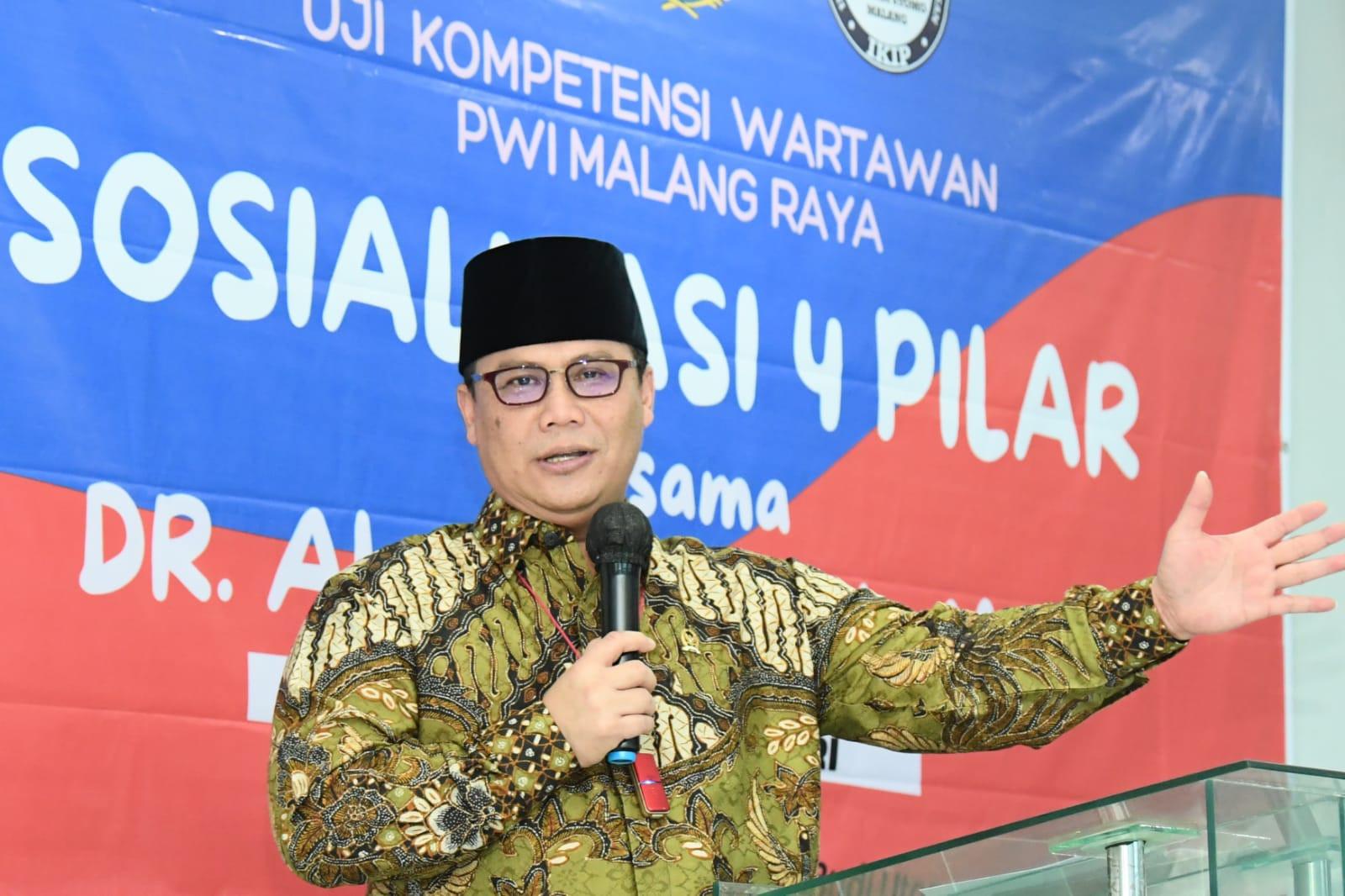 Ahmad Basarah Samakan Spirit Pernyataan Letjen Dudung dengan Doktrin KH Hasyim Asyari - JPNN.com