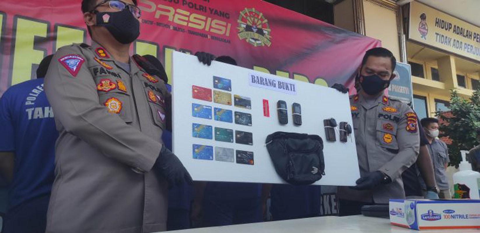 Waspadalah, Begini Cara Komplotan Pembobol ATM di Cirebon Bekerja - JPNN.com