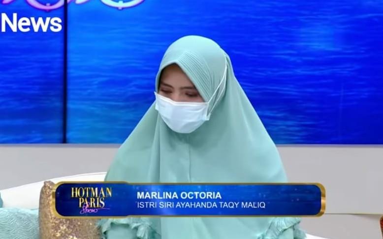 Sebelum Begituan dari Belakang, Marlina Mengaku Diceramahi Ayah Taqy Malik - JPNN.com
