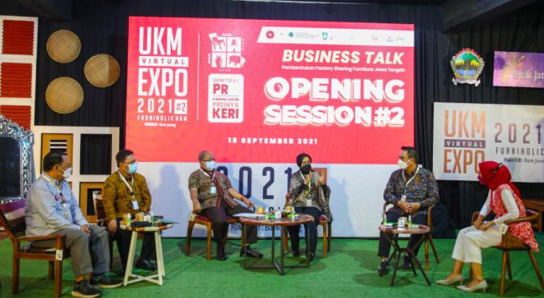 Factory Sharing Bantu UKM Furnitur di Jawa Tengah - JPNN.com