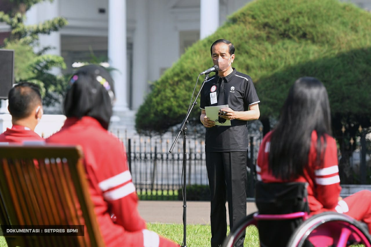 Atlet Paralimpiade Dapat Bonus, Tagar #PresidenBelaDifabel Melambung di Medsos - JPNN.com