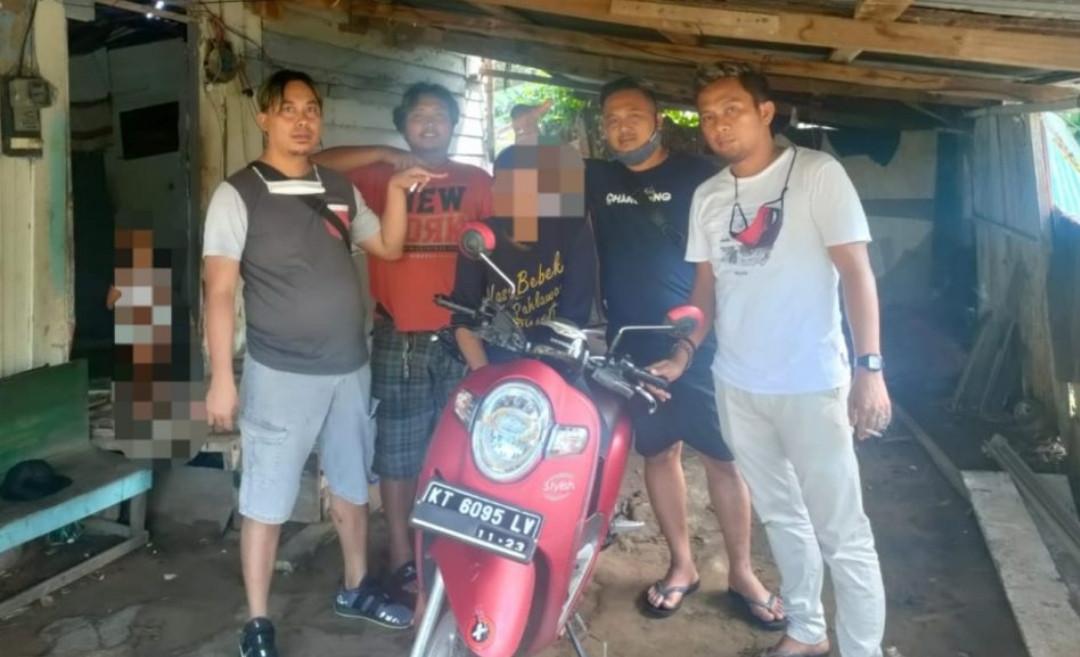 Tukang Parkir Dicokok Polisi, Pemilik Honda Scoopy Silakan Datang ke Polda - JPNN.com