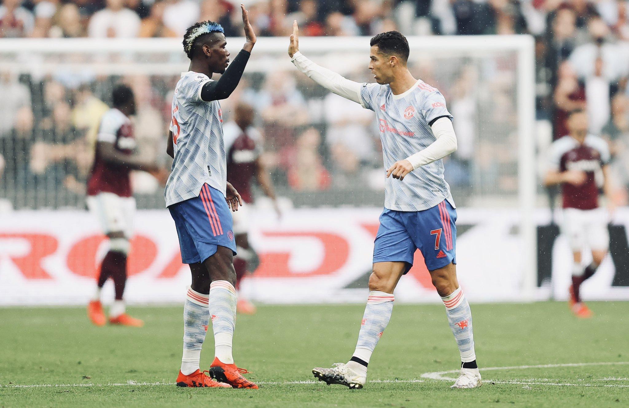 West Ham 1-2 Manchester United: Ronaldo Bikin Rekor, Lingard Tebus Kesalahan - JPNN.com