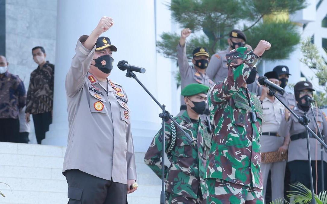 Demi Kado HUT TNI,Irjen Iqbal Bakal Melakukan Ini - JPNN.com