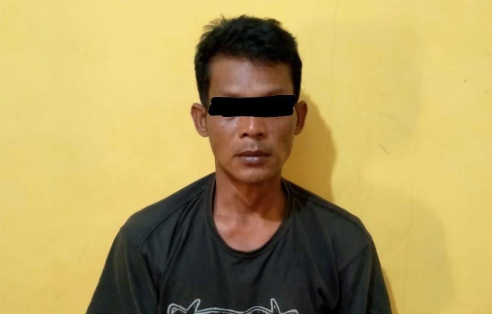 Lima Tahun Buron, Khairul Anwar Akhirnya Ditangkap di Rumah, tuh Tampangnya - JPNN.com