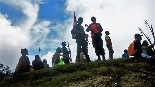 Brigpol Viki, Polisi Keren Asli Papua Penjaga Kedaulatan NKRI