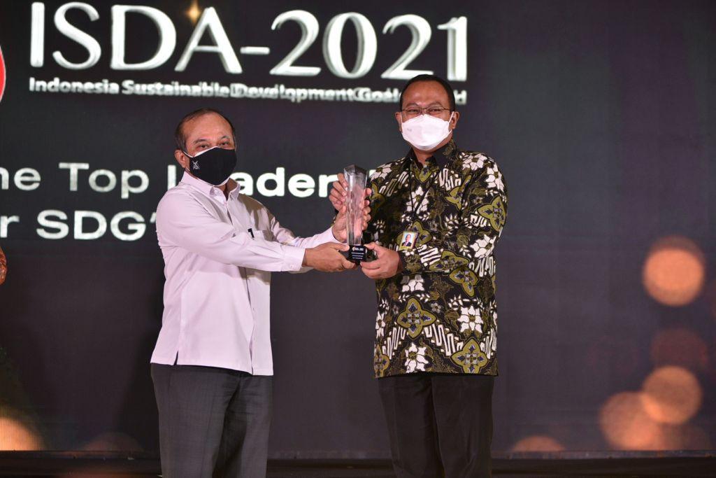 Pertamina Borong Penghargaan di ISDA 2021, Menko Muhadjir Ucapkan Selamat - JPNN.com