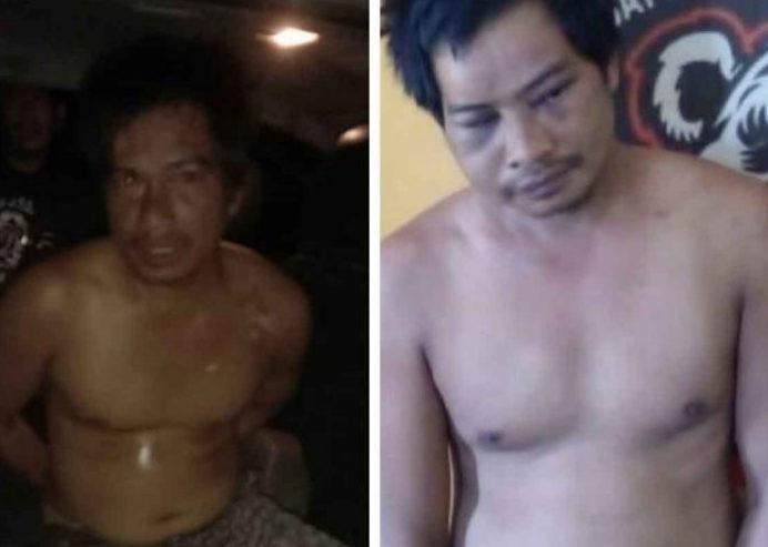 2 Bandit Bersenpi yang Merampok Sopir Truk Ditangkap, Lihat, 1 Keok Ditembak - JPNN.com