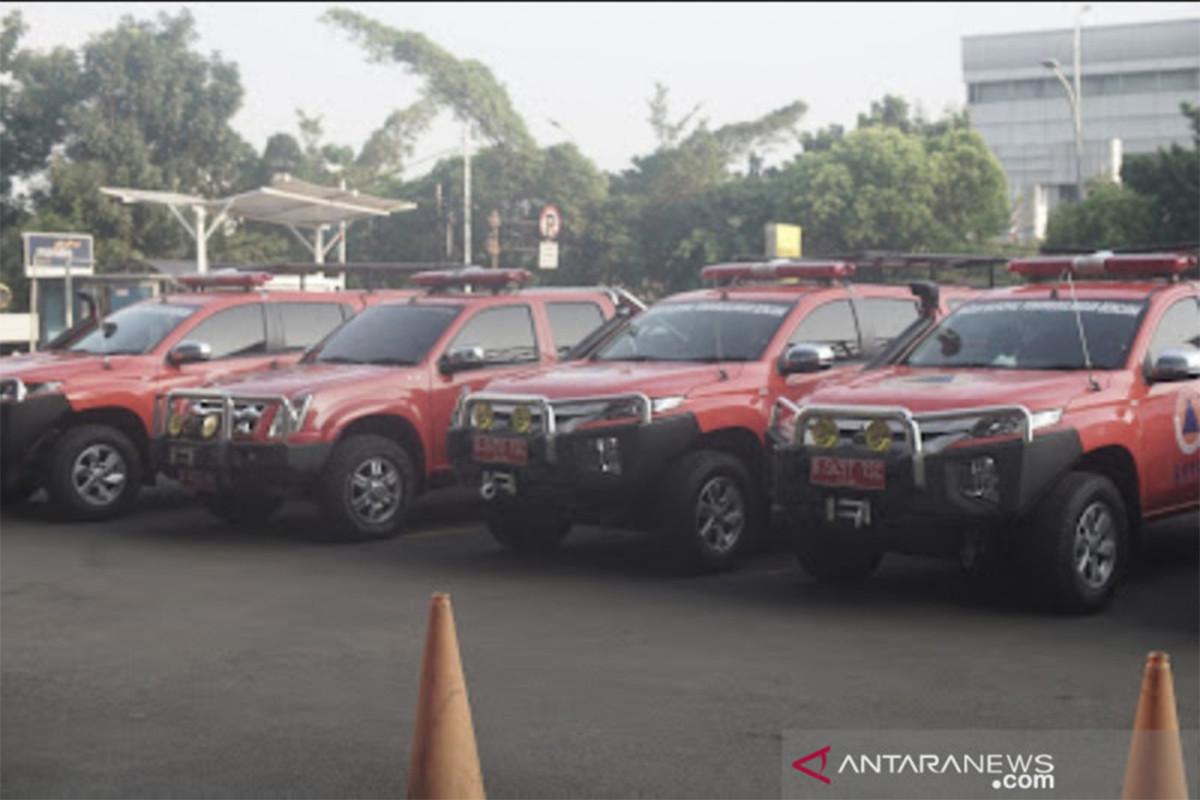 BNPB dan Satgas Covid-19 Laksanakan Gerakan Mobil Masker di Pangandaran - JPNN.com