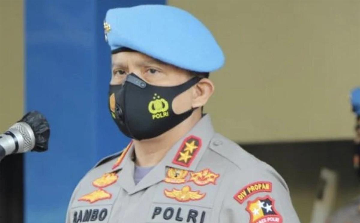 Irjen Ferdy Sambo Sebut Pemeriksaan Napoleon Masih Menunggu Izin MA - JPNN.com
