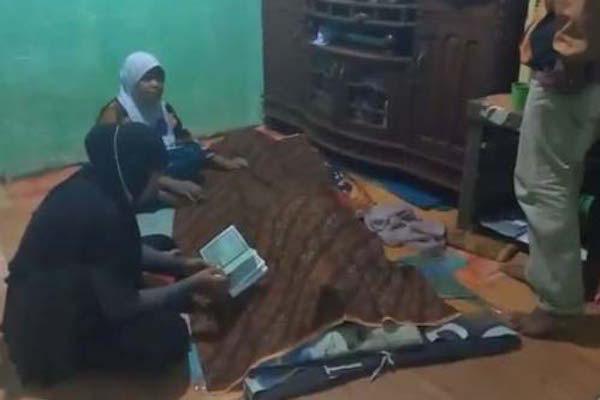 Badaruddin Tewas Mengenaskan di Tangan Adik Kandung, Ditusuk Pakai Bambu - JPNN.com