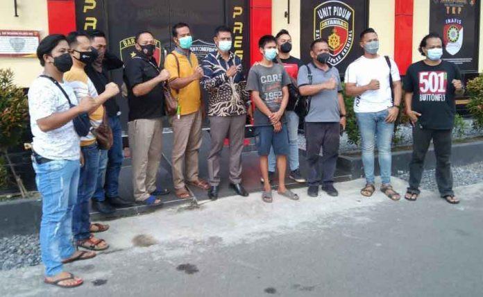 Gagal Kabur, Penembak Sang Mertua Ditangkap saat Menunggu Bus - JPNN.com