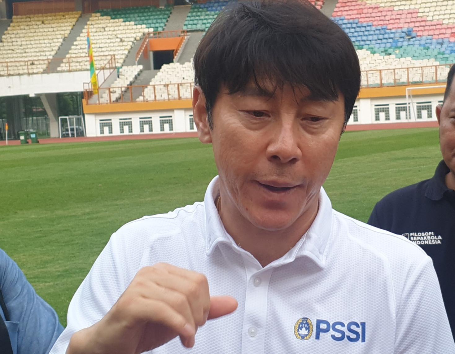 Dikritik Pelatih PSM, Shin Tae Yong Langsung Bereaksi - JPNN.com