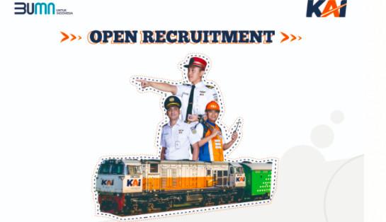 Lowongan Pekerjaan: KAI Buka Rekrutmen untuk Berbagai Formasi, Buruan Daftar! - JPNN.com