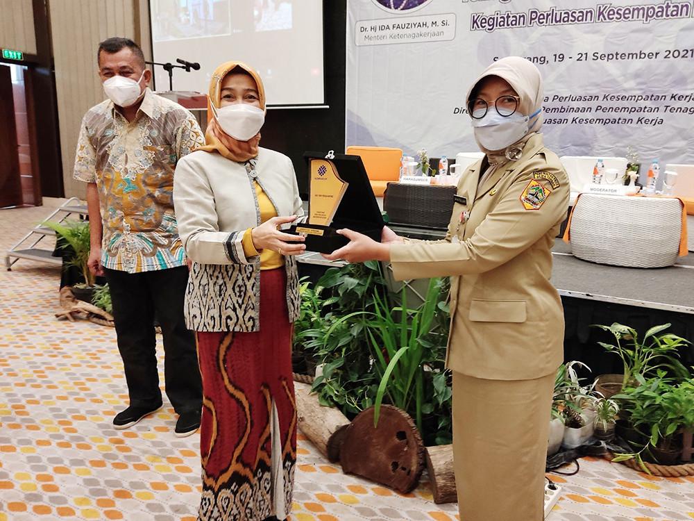 Kemnaker: TKS Punya Peran Penting untuk Bantu TKM Kelola Usaha