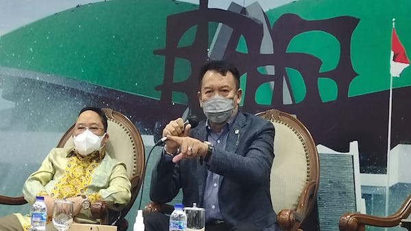 Brigjen Junior Soroti Sikap Brimob Lewat Surat Terbuka, Begini Reaksi TB Hasanuddin - JPNN.com