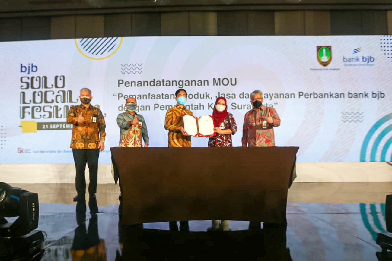 Bank BJB Dorong Generasi Muda Majukan Wirausaha Lewat 'bjb Solo Local Festival' - JPNN.com
