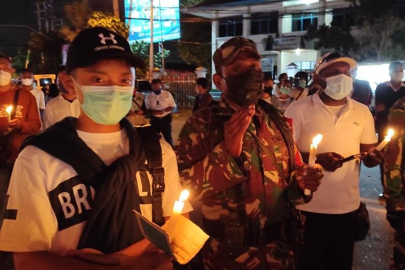 KKB Menyerang saat Evakuasi Jenazah Gabriela Meilani, 1 Prajurit TNI Gugur - JPNN.com