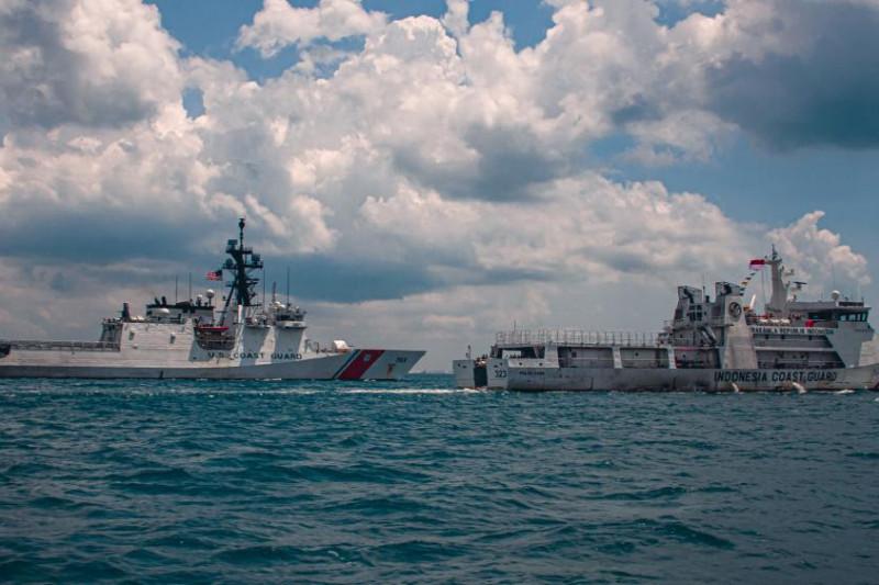 Kapal Perang Amerika Ikut Latihan Bakamla - JPNN.com
