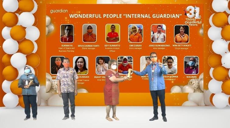 31 Tokoh Inspiratif Dapat Penghargaan Guardian, Ada Nurul Akmal - JPNN.com