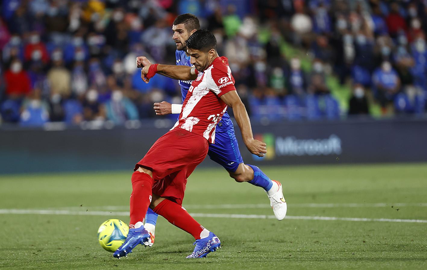 Getafe vs Atletico Madrid: Luis Suarez Moncer, Los Rojiblancos Spesialis Menit Akhir - JPNN.com