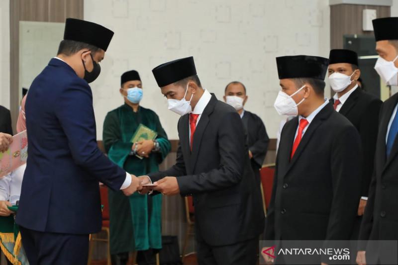 Bobby Nasution: Jalankan Amanat dengan Baik, Jangan Korupsi dan Pungli - JPNN.com