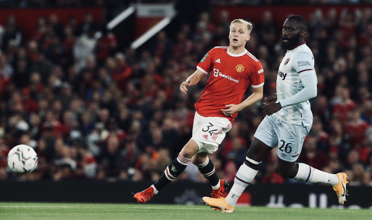 Carabao Cup: Tanpa Ronaldo, Manchester United Tak Berkutik di Hadapan West Ham - JPNN.com