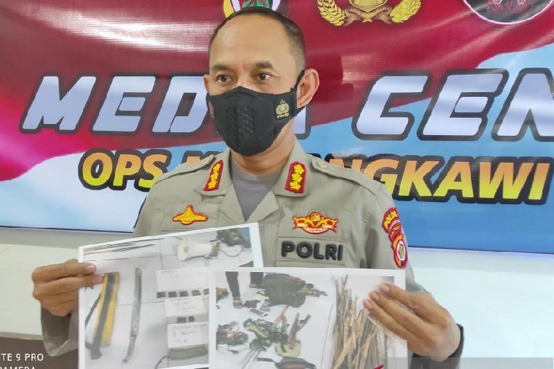 Diduga jadi Pemasok Senjata KBB, Oknum ASN Masih Diperiksa Polisi - JPNN.com