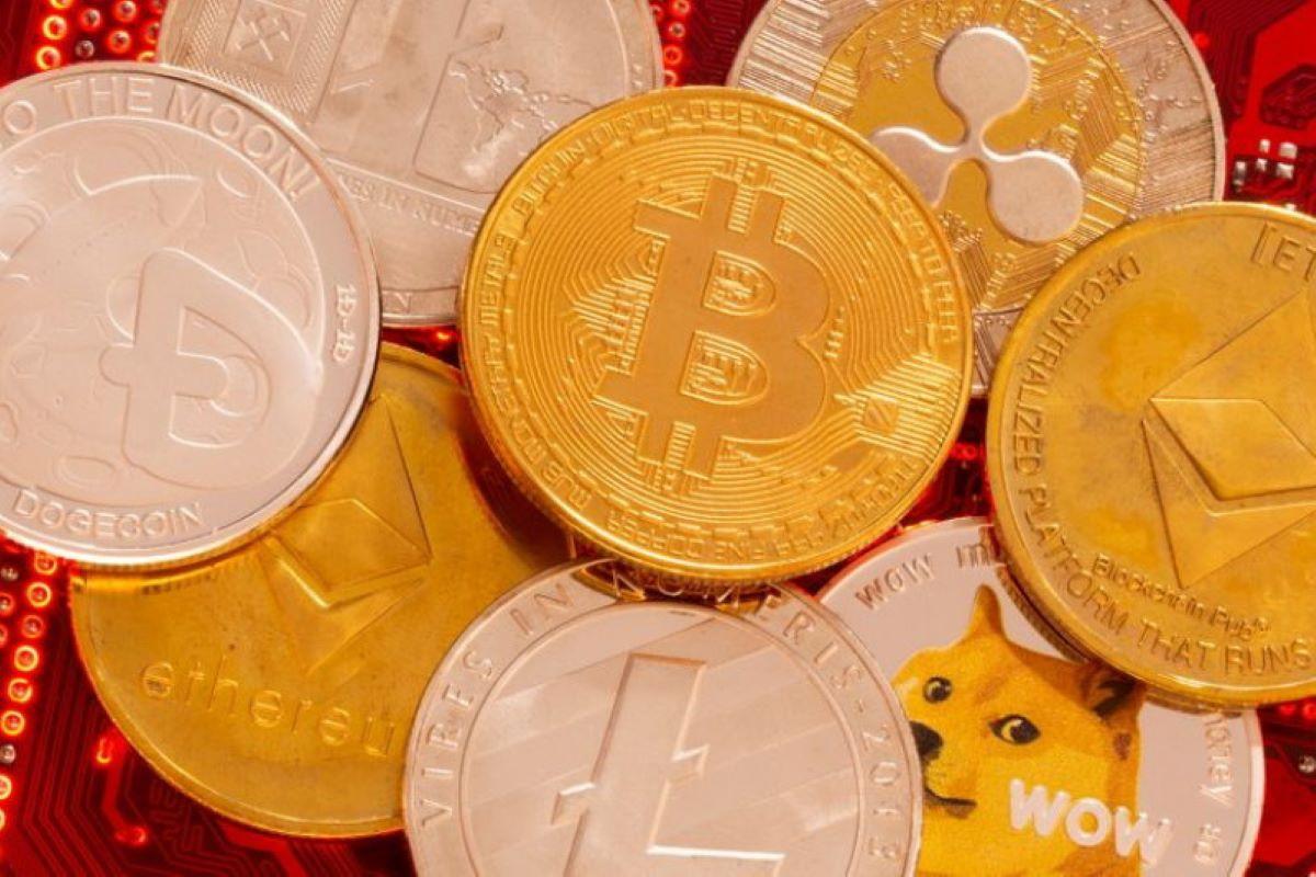 Krisis Evergrande Goyang Harga Bitcoin, Nyungsep, Jadi Sebegini - JPNN.com