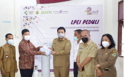 Antisipasi Kunjungan Wisman, LPEI Dukung Vaksinasi di Kawasan Pulau Samosir - JPNN.com