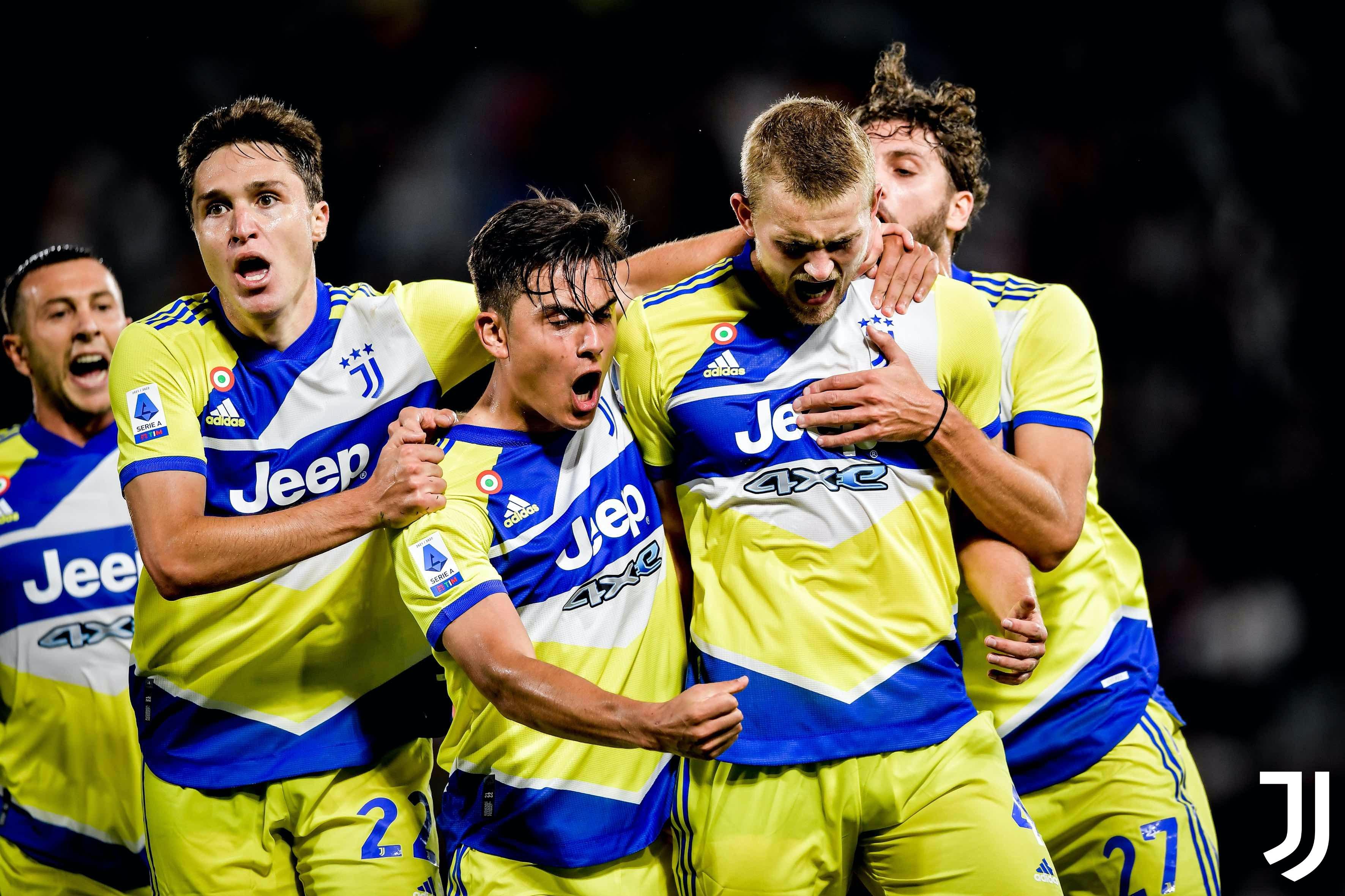 Spezia vs Juventus: Matthijs de Ligt Pastikan Si Nyonya Tua Pecah Telur di Serie A - JPNN.com