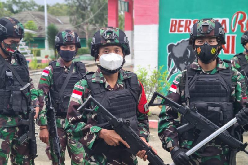 Prajurit TNI Menduga Banyak Warga Menyimpan Senjata Api - JPNN.com