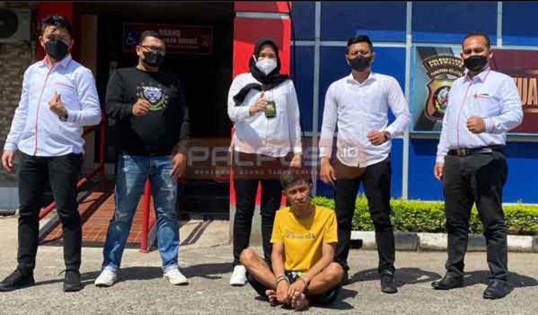 Mulut Manis Apriyadi Membuat Dahlia, Polisi Bertindak - JPNN.com